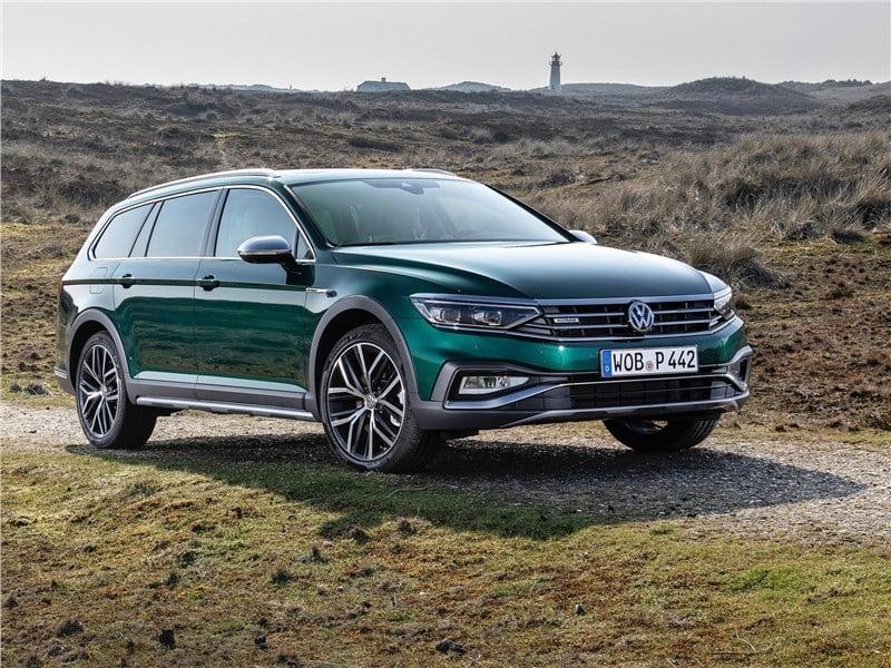 Представлен Volkswagen Passat Alltrack