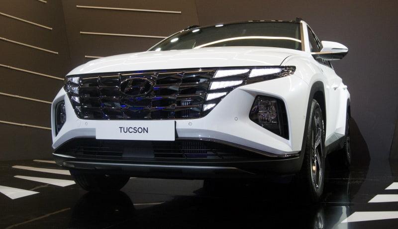 Новый Hyundai Tucson в деталях
