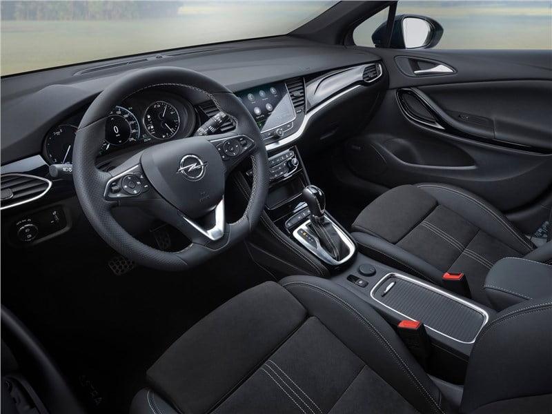 Opel рассказал о новой Astra