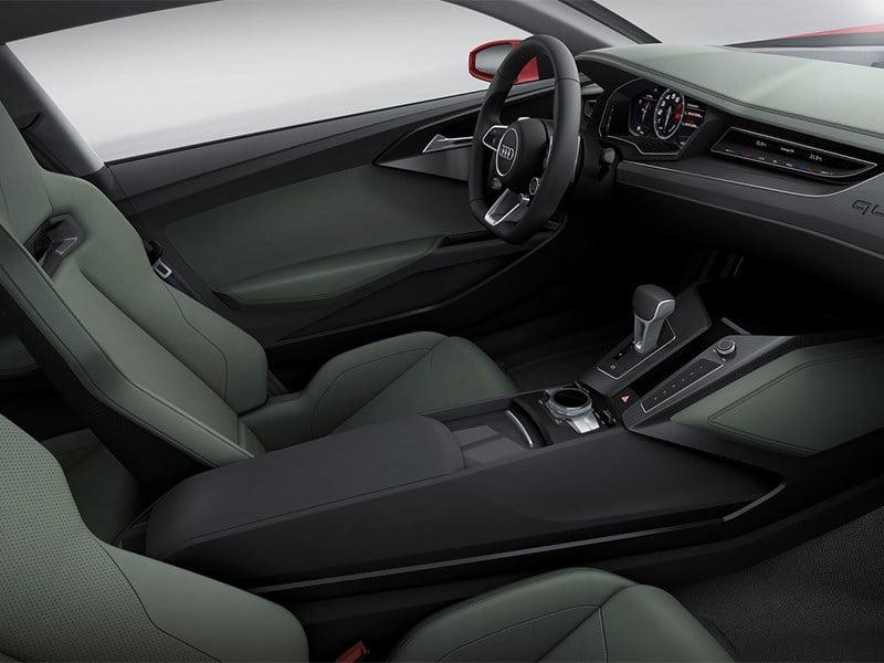 Культовую Audi Sport Quattro возродят!