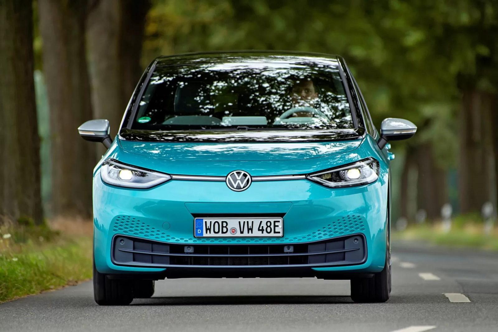 Европа устанавливает рамки: Volkswagen полностью откажется от ДВС к 2035 году