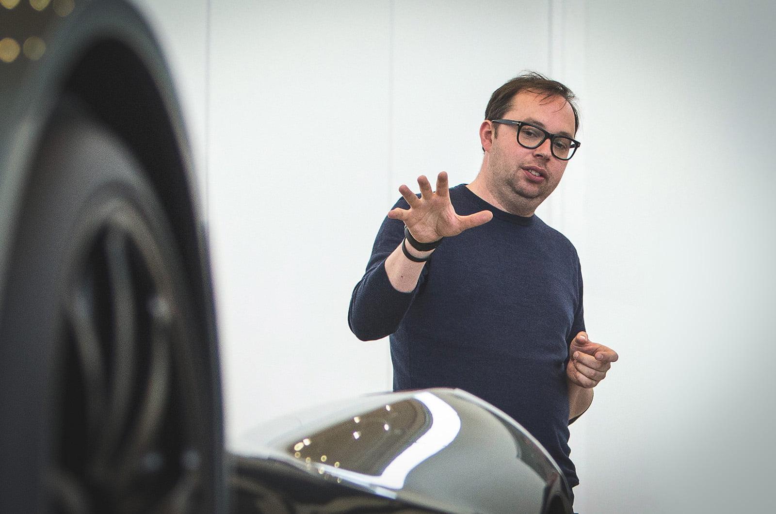 За дизайн Lada и Dacia будет отвечать экс стилист Aston Martin