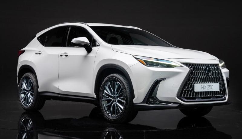 Представлен новый Lexus NX