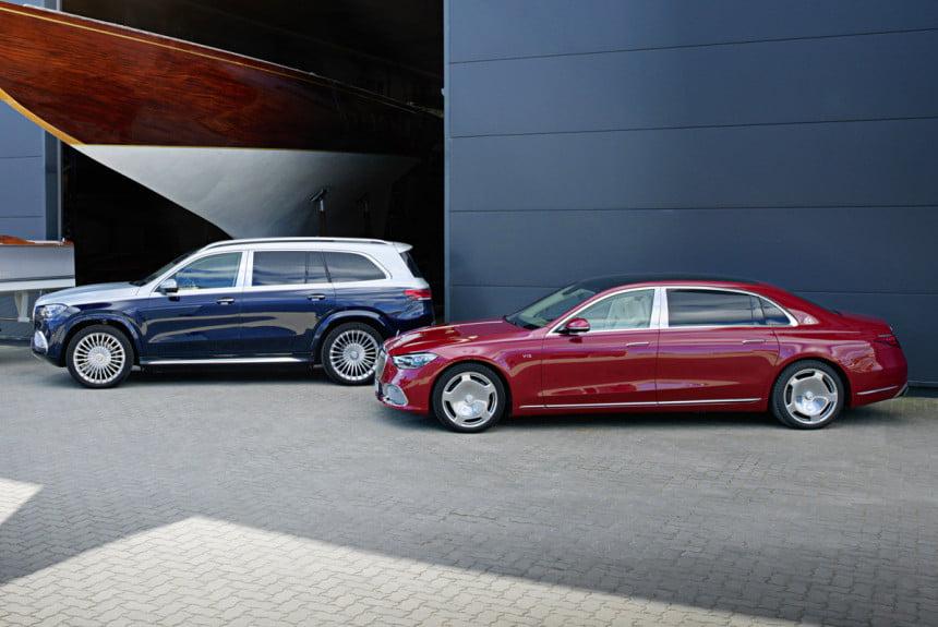 Daimler объединит Maybach, AMG и G-класс в отдельное подразделение