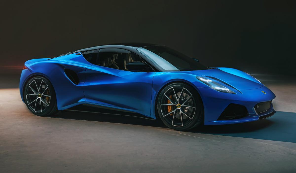 Lotus представил новый спорткар - это Toyota! (2 фото)
