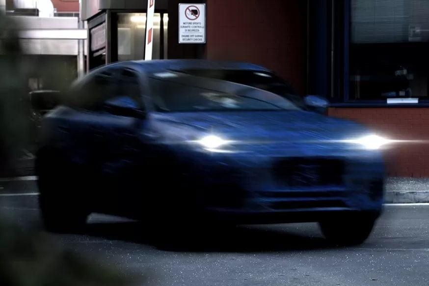 Maserati готовится к презентации Grecale: кроссовер покажут в ноябре (5 фото)