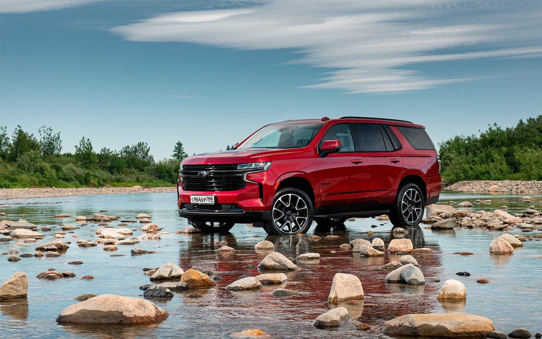Дорогу покажешь? Тест-драйв нового Chevrolet Tahoe (12 фото)