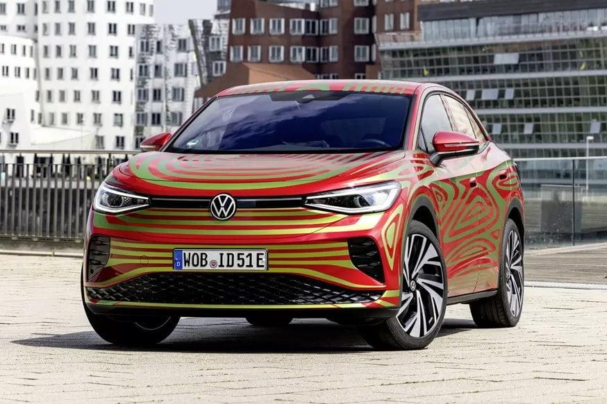 Volkswagen планирует представить ID.5 GTX: кроссовер получит «начинку» от «заряженного» ID.4 (6 фото)
