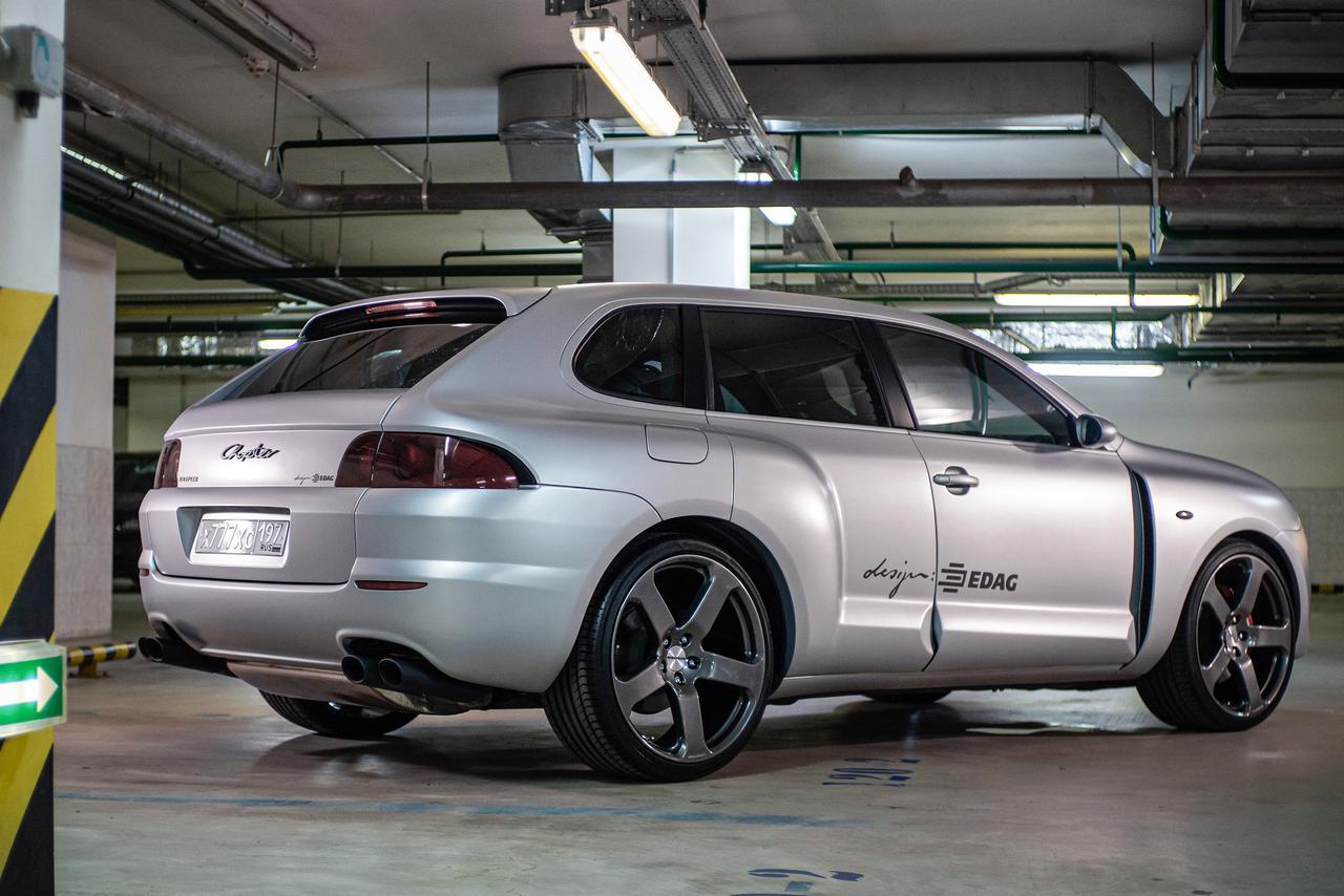 Видео: cамый дорогой Porsche Cayenne в России